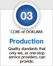 03 PROCESS of OOKUMA Production