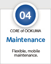 04  PROCESS of OOKUMA Maintenance